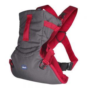 Marsupio Ergonomico Bambini Easy Fit Rosso Chicco - 07079154710000