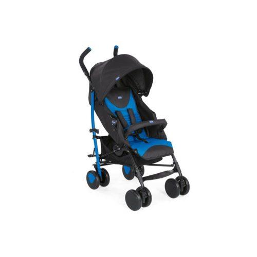 Passeggino Bambini Sportivo Echo Blu Chicco – 05079431800000