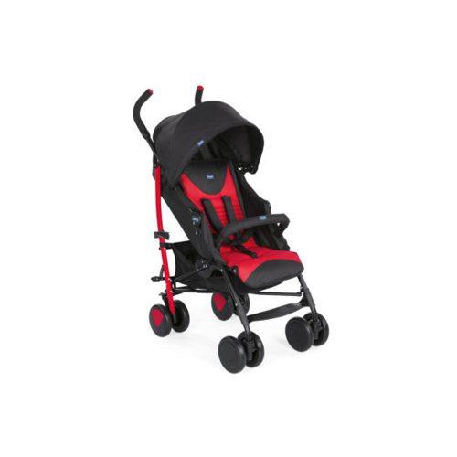 Passeggino Bambini Sportivo Echo Rosso Chicco – 07079431300000