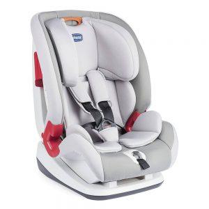 Seggiolino Auto Bambini Youniverse Grigio Chicco - 07079206470000