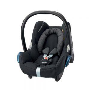 Seggiolino Auto per Bambini Cabrio Fix Nero Bebe Confort - 61738951