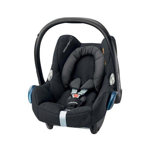 Seggiolino Auto per Bambini Cabrio Fix Nero Bebe Confort – 61738951