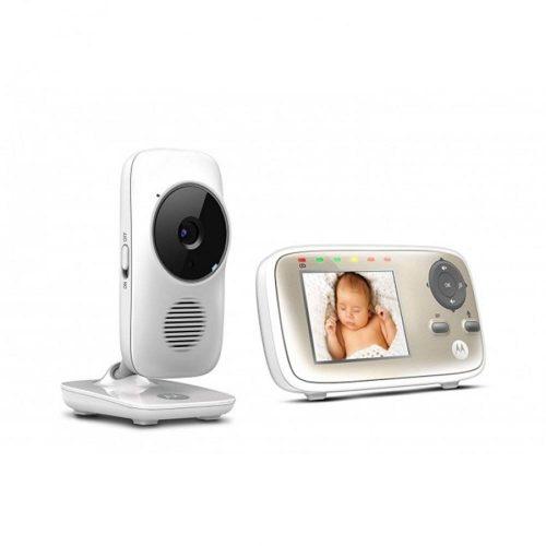 Motorola Video Baby Monitor Digitale Bianco – MBP483
