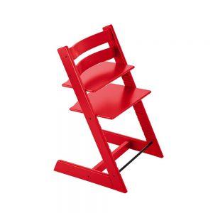 Sedia per Bambini Tripp Trapp Rossa Stokke - 100102