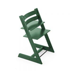 Sedia per Bambini Tripp Trapp Verde Stokke - 100129