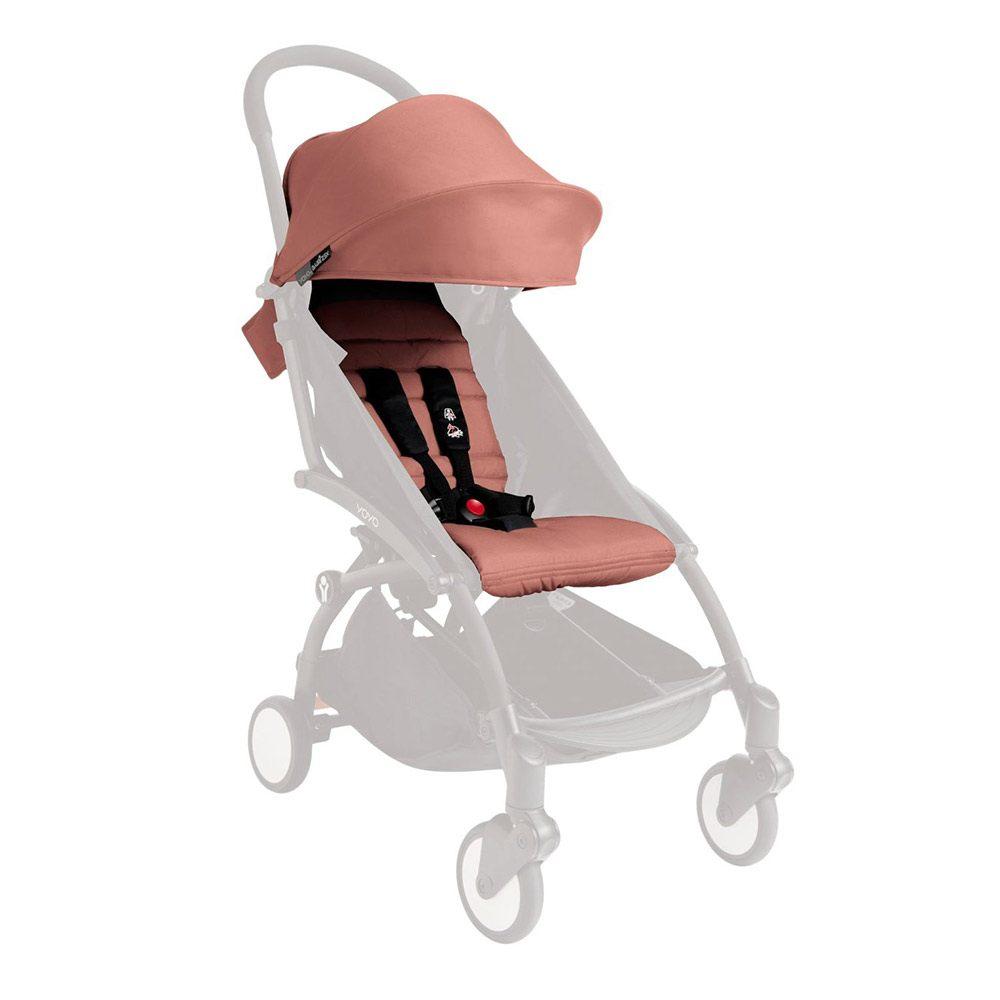 Seduta per Passeggino Yo Yo Rosso BabyZen - BZ1010409