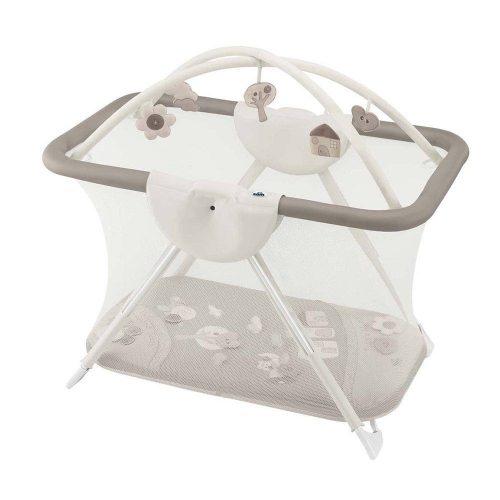 Box per Bambini con Tappetino Millegiochi Casetta Grigia Cam – B122 227