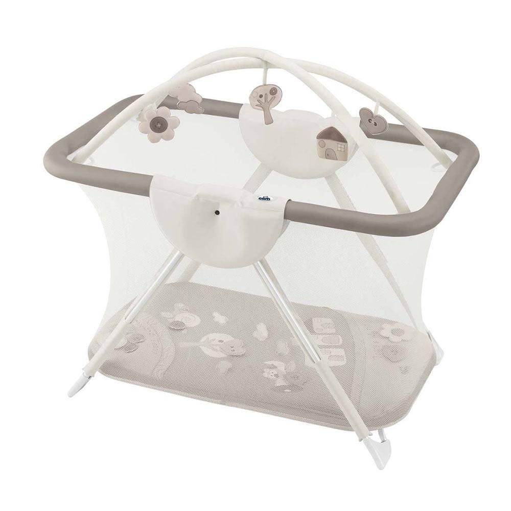 Box per Bambini con Tappetino Millegiochi Casetta Grigia Cam - B122 227