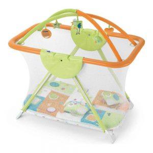 Box per Bambini con Tappetino Millegiochi Multicolore Cam - B122 235