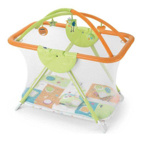 Box per Bambini con Tappetino Millegiochi Multicolore Cam – B122 235