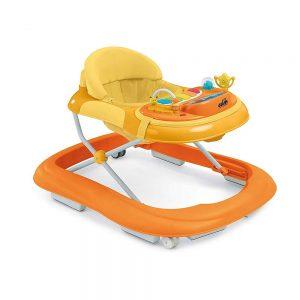 Girello Giocando per Bambini Arancione Cam - V253