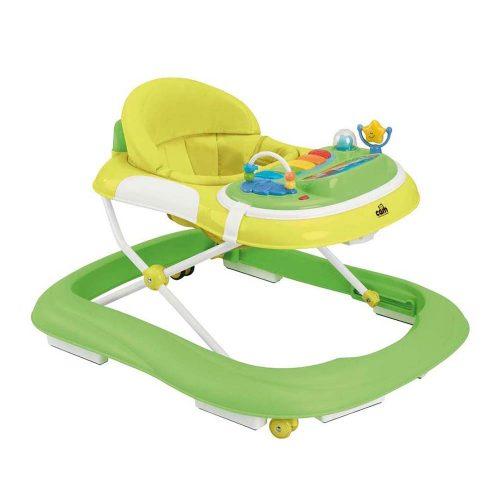Girello Giocando per Bambini Verde Cam – V253