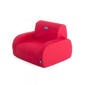 Poltroncina per Bambini Relax Twist Rossa Chicco - 04079098700000