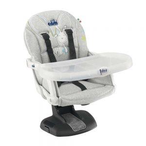 Rialzo da Sedia per Bambini Idea Coniglietto Grigio Cam - S334 226
