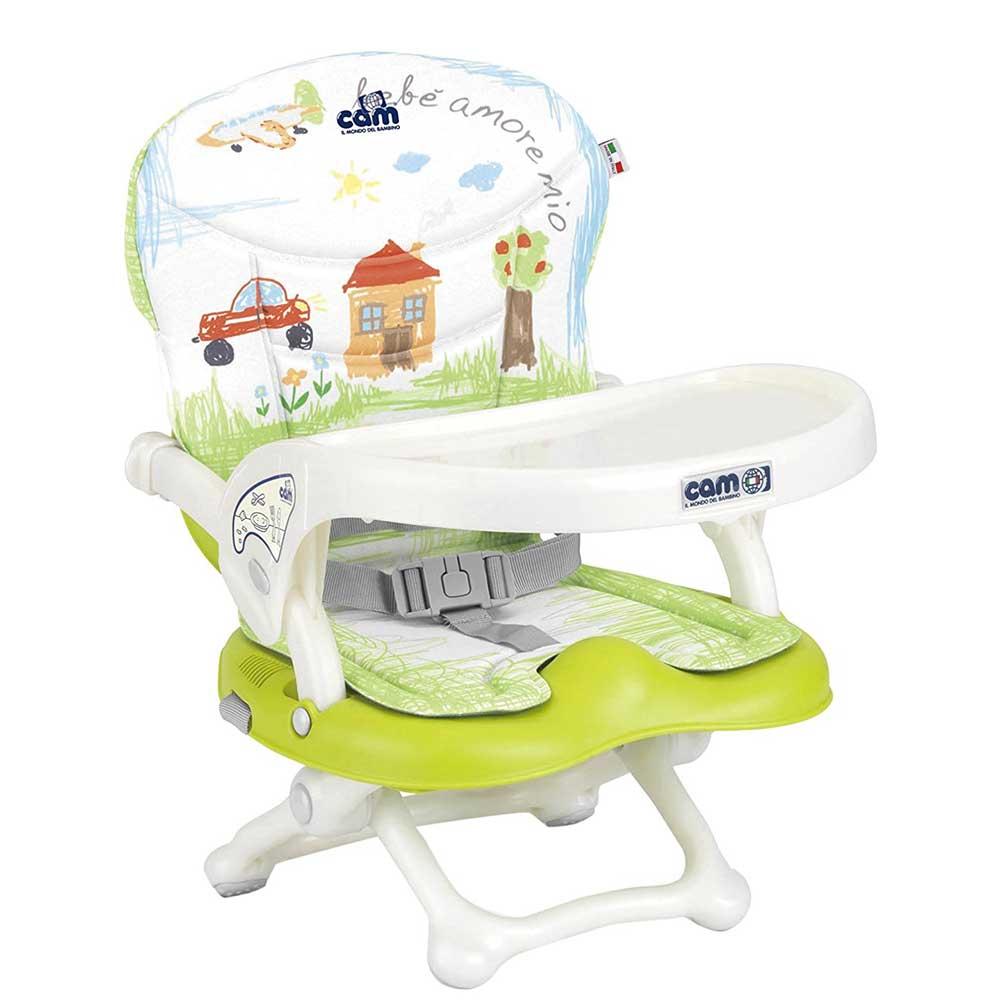 Rialzo da Sedia per Bambini Smarty Pop Casina Cam - S333 222