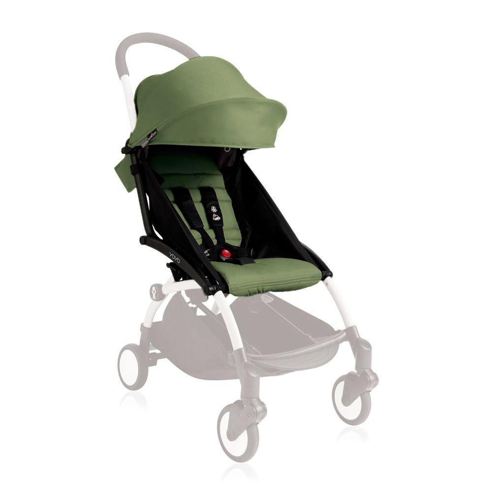 Rivestimento Passeggino 6M+ Babyzen Yoyo Verde - BZ1010408