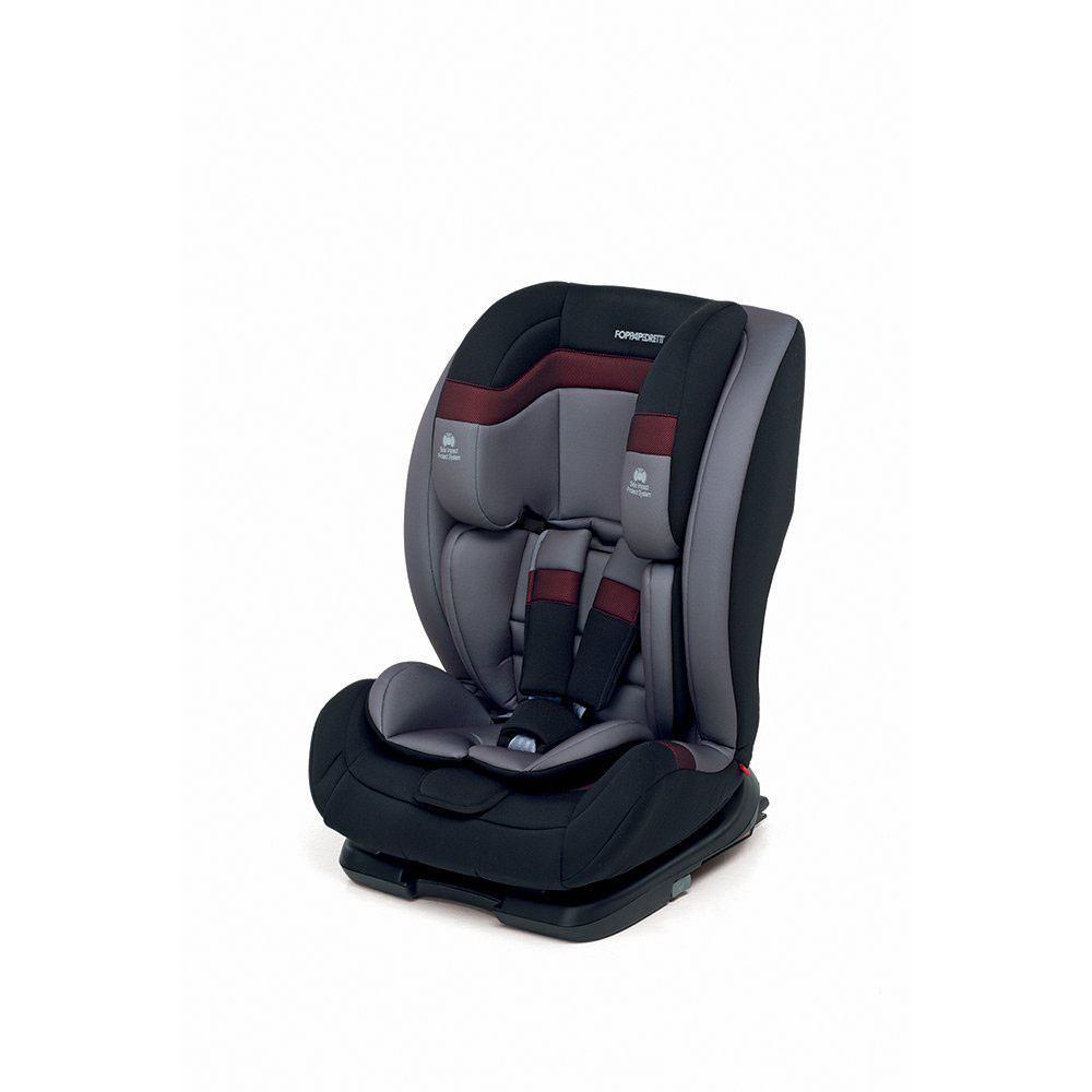 Seggiolino Auto Re-Klino fix Grigio Foppapedretti - 9700382703