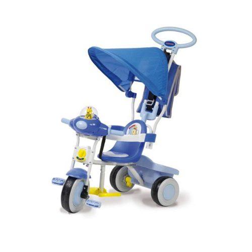 Triciclo Baby Plus Celeste Biemme – 001497CL