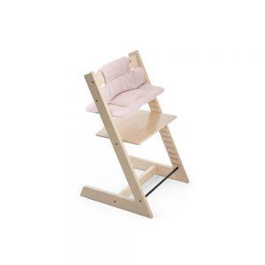 Cuscino per Sedia Tripp Trapp Pink Stripes Stokke - 100343