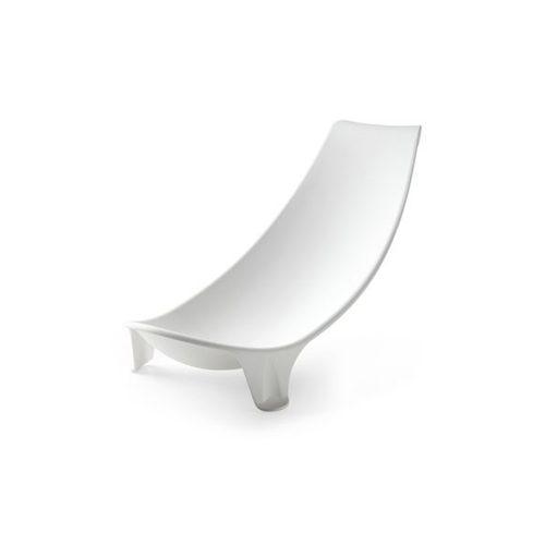 Supporto Vaschetta Pieghevole per il Bagno Bianco Stokke – 329400