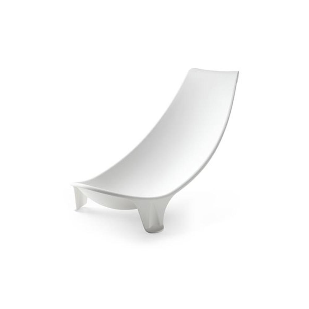 Supporto Vaschetta Pieghevole per il Bagno Bianco Stokke - 329400