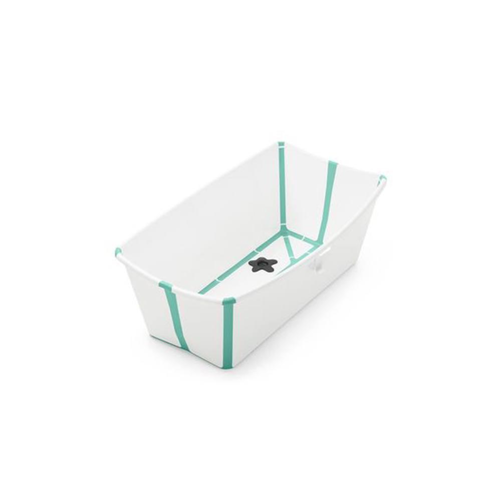 Vaschetta Pieghevole per il Bagno Bianca Aqua Stokke - 328810