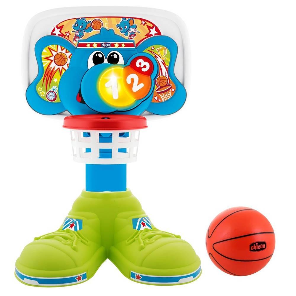 Canestro a Forma di Elefante Basket League Chicco - 9343000000