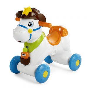 Cavalcabile Cavallo a Dondolo Baby Rodeo Chicco - 7907000000