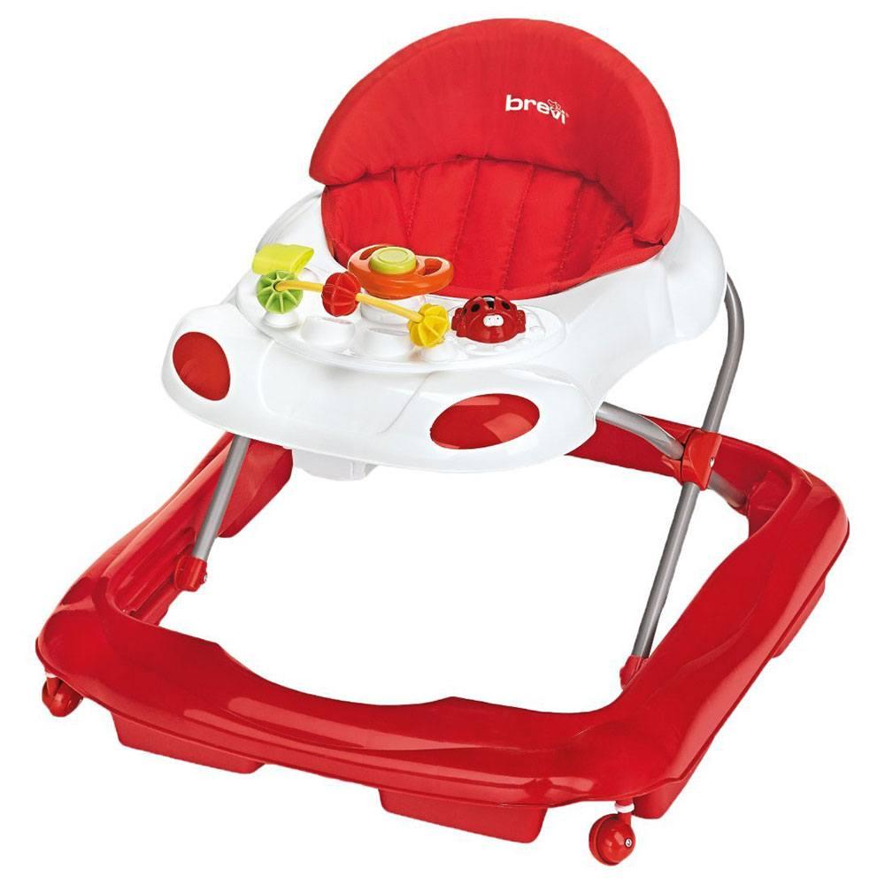 Girello Speedy Rosso Brevi - 552 233