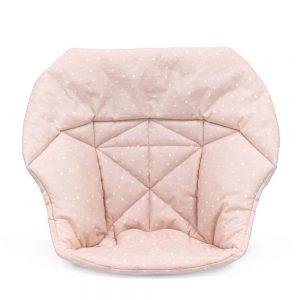 Mini Cuscino per Sedia Tripp Trapp Rosa Bee Stokke - 496003