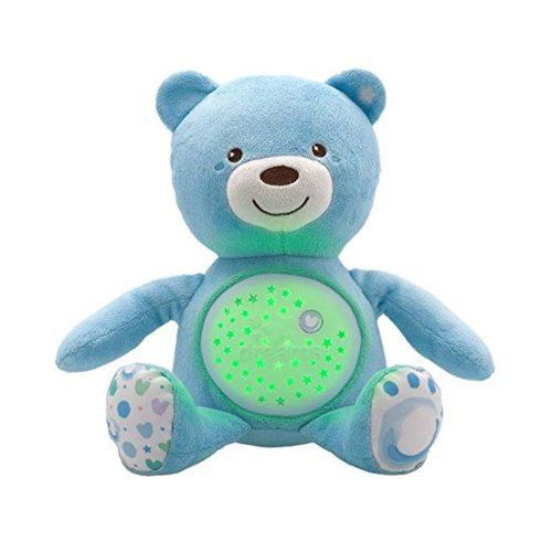 Pupazzo Orsacchiotto Baby Bear Azzurro Chicco – 8015200000