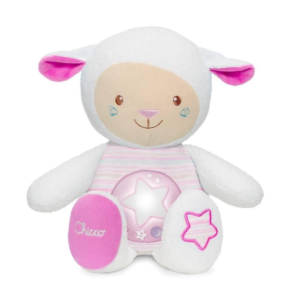 Pupazzo Pecorella First Dreams Rosa Chicco - 9090100000
