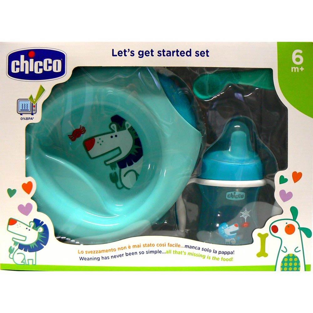 Set Pappa 6 mesi + Azzurro Chicco - 16200200000