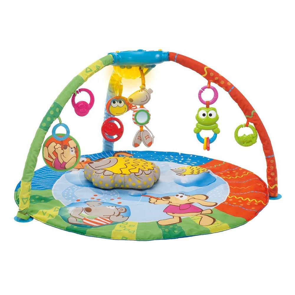 Tappeto palestra per bambini bubble gym chicco - Tappeto bambini ...