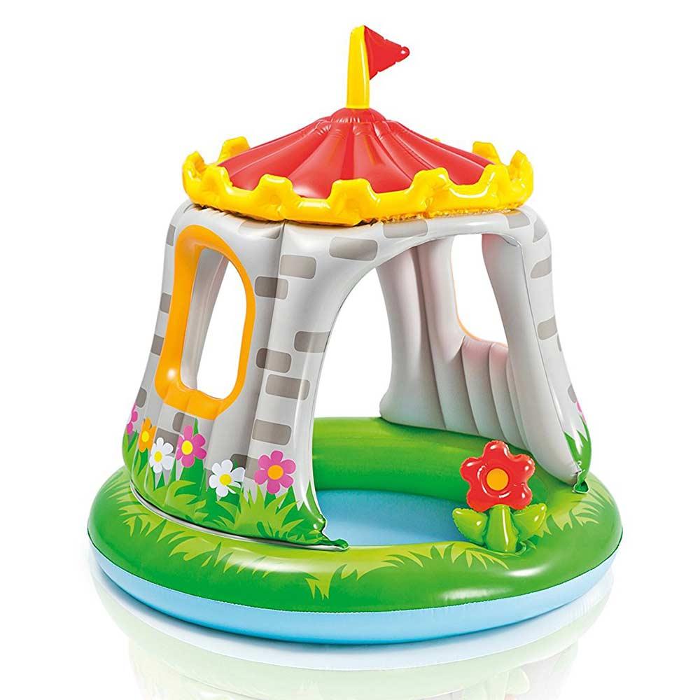 Piscinetta per Bambini Castello Reale Intex - 57122NP