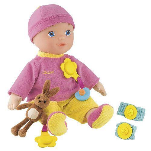 La Mia Prima Bambola Kiklà Chicco – 00067954000000