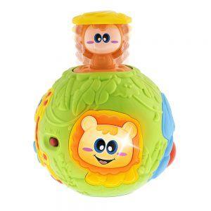 Palla Pop Up Verde per Bambini Chicco - 00009340000000