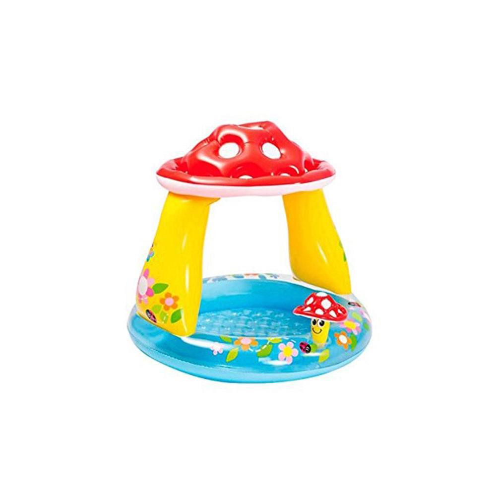 Piscinetta per Bambini Baby Fungo Intex - 57114NP