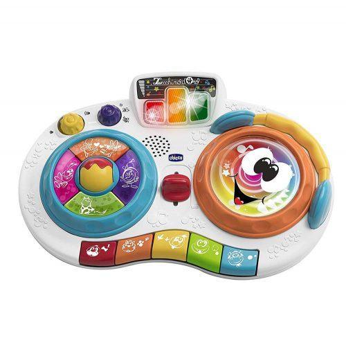 Gioco Piano Dj Mixer Multicolore Chicco – 00009493000000