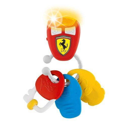 Scuderia Ferrari Trillino Chiavi Elettroniche Chicco – 00009564000000