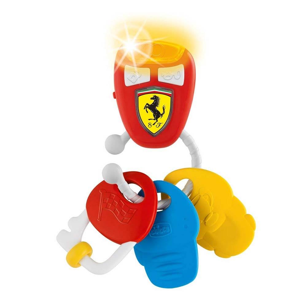 Scuderia Ferrari Trillino Chiavi Elettroniche Chicco - 00009564000000