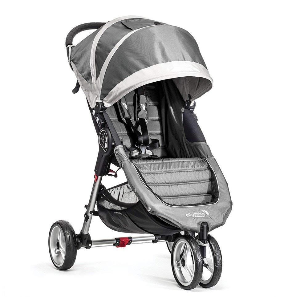 Passeggino City Mini 3 Grigio Baby Jogger - BJ0156288205