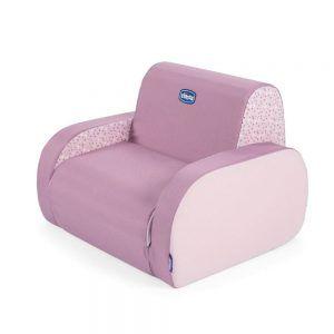Poltroncina per Bambini Relax Twist Lilla Chicco - 07079098350000