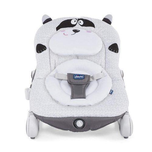 Sdraietta Elettrica Neonato Ballon Honey Bear Grigia Chicco – 06079128020000