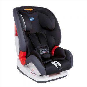 Seggiolino Auto Bambini Youniverse Car Seat Nero Chicco - 08079206510000
