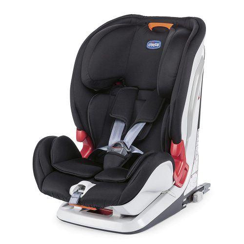 Seggiolino Auto Bambini Youniverse Fix 123 Nero Chicco – 08079207510000