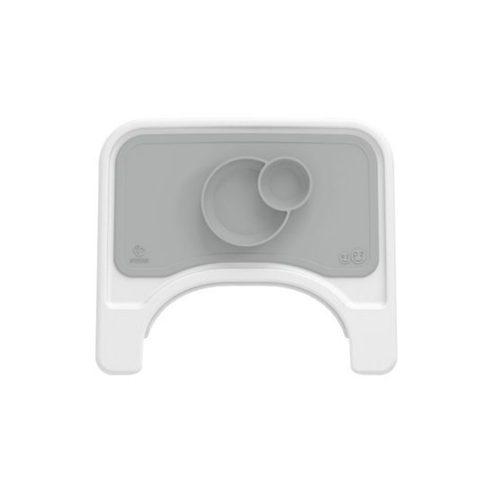 Tovaglietta in Silicone EZPZ per Vassoio Seggiolone Steps Grigio Stokke – 539001