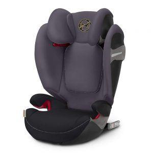 Seggiolino Auto per Bambini Solution S-Fix Premium Nero Cybex - 519001056