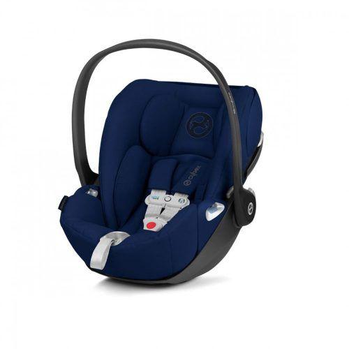 Seggiolino Auto per Bambini Cloud Z I-Size con SensorSafe Blu Cybex – 519001576