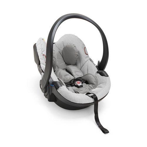 Seggiolino Auto per Bambini Izi Go Modular By Be Safe Grigio Stokke – 449008